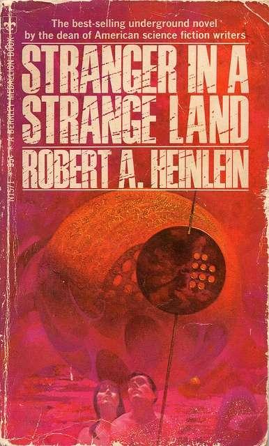 Особенно трогательно на обложке издания 1968 года выглядит определение underground novel. Замануха примерно такая: «Неформатный бестселлер от батьки американской фантастики!»